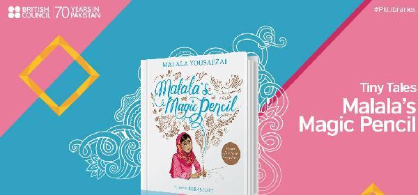 Tiny Tales: Malala's Magic Pencil | Karachi