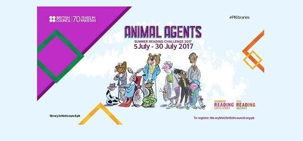 Summer Reading Challenge 2017 | Lahore