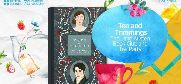 Tea and Trimmings: The Jane Austen Book Club and Tea Party | Karachi
