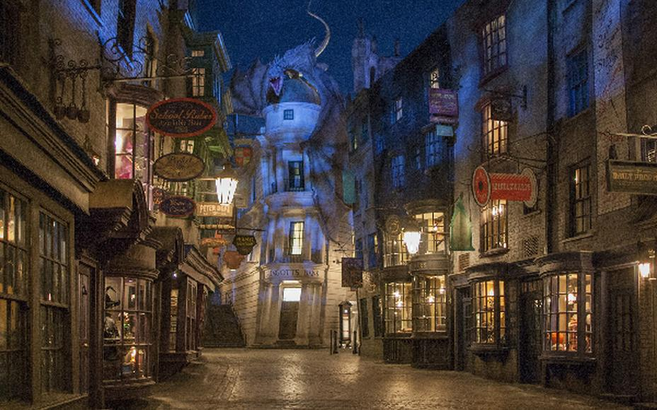 Five features of the wizarding world we wish existed in real life