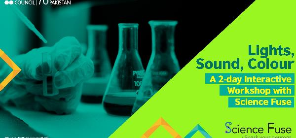 Water: The Elixir of Life - A 2-day Interactive Workshop with Science Fuse | Lahore