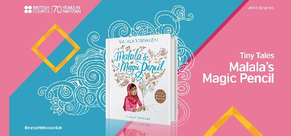 Tiny Tales: Malala's Magic Pencil | Lahore