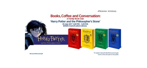 Family Book Club: Harry Potter and the Philosopher's Stone | Lahore