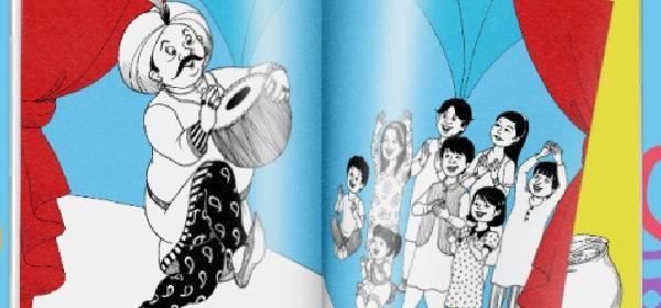 Tiny Tales: Joon Chat Pat by Musharraf Ali Farooqi | Karachi