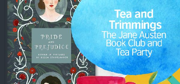 Tea and Trimmings: The Jane Austen Book Club and Tea Party | Lahore