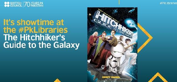 Film Screening: The Hitchhiker's Guide to the Galaxy   Lahore