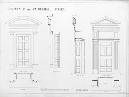 Nos. 18 & 20 Newhall St.