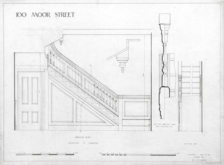 100 Moor Street