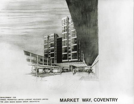 Market Way Offices, Coventry