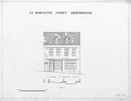 22 Worcester Street, Kidderminster