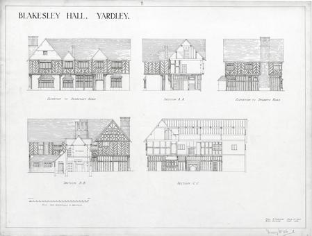 Blakesley Hall, Yardley