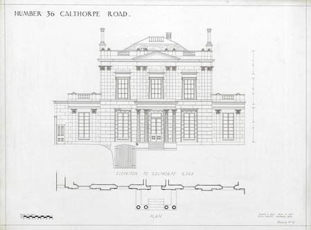 36 Calthorpe Road