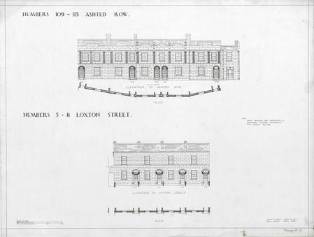 Nos. 109-113 Ashted Row & 5-8 Loxton Street