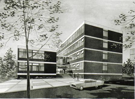 Regional Hospital Board, Hagley Rd