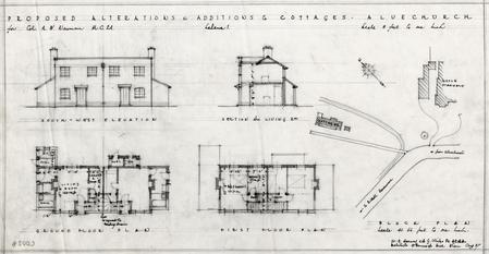 Alterations to a Cottage, Alvechurch