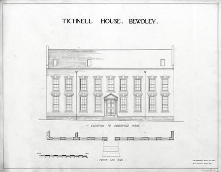 Ticknell House, Bewdley