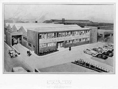 ACV Sales Centre Depot